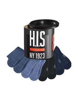 H.I.S | Носки 8 Пар .