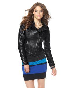Laura Scott | Кожаная Куртка