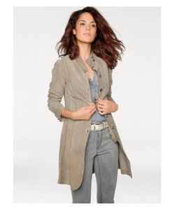Linea Tesini | Кожаное Пальто