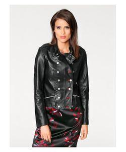 Ashley Brooke | Кожаная Куртка