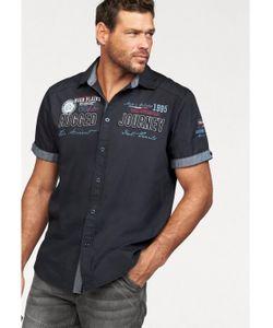 MAN'S WORLD   Рубашка С Короткими Рукавами