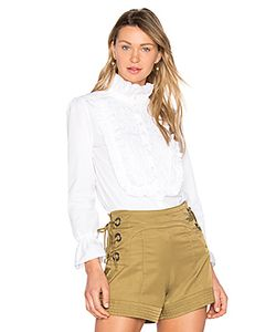 See By Chloe | Ruffle Button-Down
