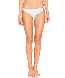 Ella Moss | Juliet Solids Side Strap Bikini Bottom