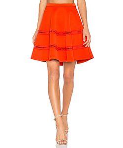 Carven | Flowy Mini Skirt
