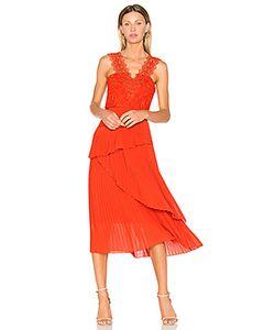 THREE FLOOR   Платье Миди Cinnamon