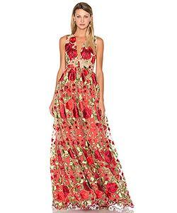 Lurelly | Цветочное Вечернее Платье Kate