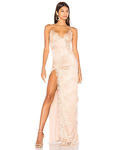 Gemeli Power | Атласное Вечернее Платье Motel Jay