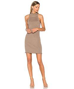 525 America | Вязаное Платье С Ложным Воротом