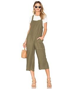 YORK street | Wide Leg Bib Jumpsuit