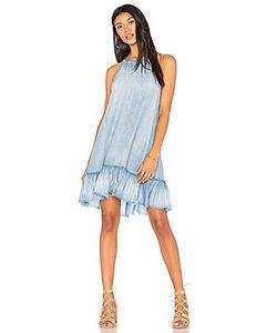 Bella Dahl | Ruffle Halter Dress