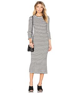 Monrow | Stripe Sweater Dress