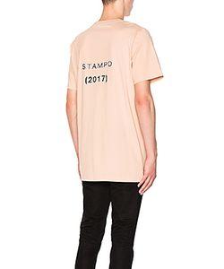 STAMPD | Футболка С Мозаичным Логотипом
