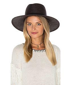 JANESSA LEONE | Lynn Short Brimmed Panama Hat