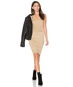 ATM Anthony Thomas Melillo | Sleeveless Sweater Tank Dress
