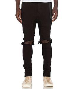 Daniel Patrick | X T-Raww Ripped Skinny Jeans