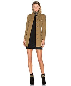 Pierre Balmain | Flap Pocket Coat