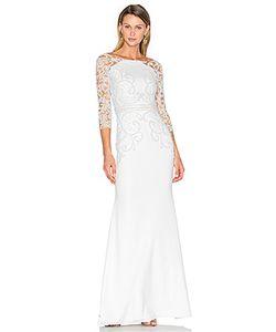 Patricia Bonaldi | Long Sleeve Embellished Gown
