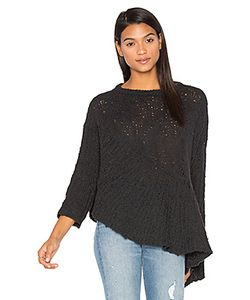 Inhabit | Drape Asymmetrical Sweater