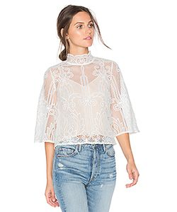 aijek | Блуза С Вышивкой Tatiana