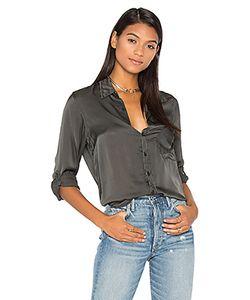 CP SHADES | Шелковая Рубашка На Пуговицах Jay