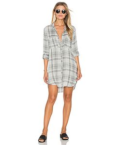 Bella Dahl | Whitehaven Flannel Plaid Hipster Dress
