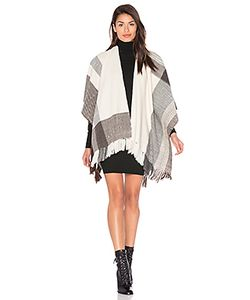 Tejido | Ruana Plaid Wrap