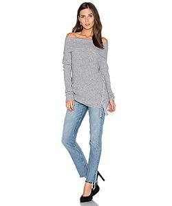 ROI | Rib Off Shoulder Sweater