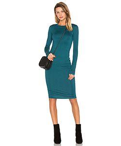 BLQ BASIQ | Мини-Платье С Длинным Рукавом