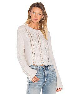 27 miles malibu | Beyonce Bell Sleeve Crop Sweater