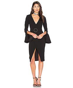 Nicholas | Textured Crepe Blazer Dress