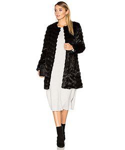 Unreal Fur | Пальто Из Искусственного Меха Dream Catcher