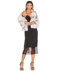 Adrienne Landau | Fox Fur Jacket