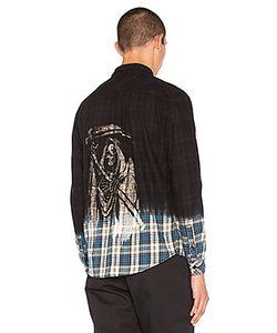 Ssur | Фланелевая Рубашка На Пуговицах Reaper