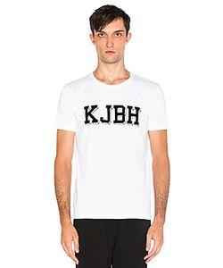 HAN KJOBENHAVN | Футболка Block Logo