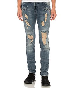 N.D.G. Studio | Biker Denim