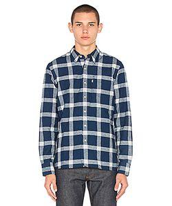 Levi'S®  Made & Crafted™ | Рубашка С Одним Карманом Pinnacle Sunset Levis Premium