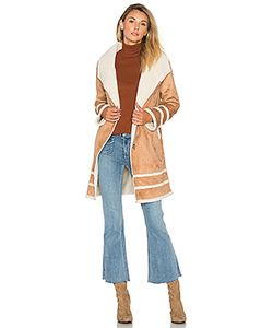 Somedays Lovin | Meet Me In Utah Coat With Faux Sherpa Lining Somedays