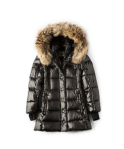 SAM. | Millennium Jacket With Asiatic Raccoon Fur