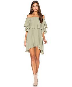 MLM LABEL | Платье С Открытыми Плечами Maison