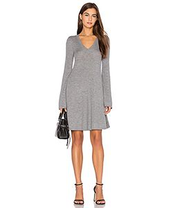 BCBGMAXAZRIA | Flare Sleeve Sweater Dress
