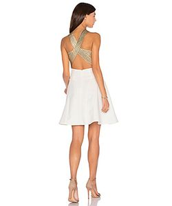 Lumier | Приталенное И Расклешенное Платье Between The Lines