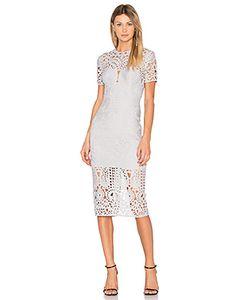 Lover   Harmony Sheath Midi Dress