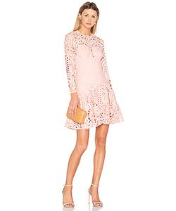 Lover   Harmony Pleat Mini Dress