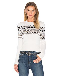 Autumn Cashmere | Fairisle Sweater