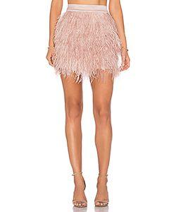 Olcay Gulsen | Mini Feather Skirt