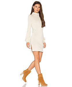 AYNI | Zoni High Neck Sweater Dress