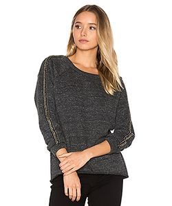 Three Dots | Beaded Sweatshirt