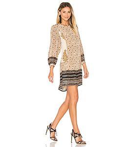 Stella Forest | Crew Neck Long Sleeve Mini Dress