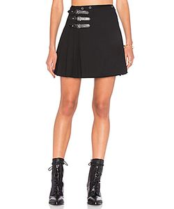 Mcq Alexander Mcqueen | Buckle Pleat Skirt