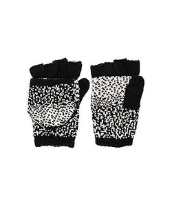 Plush | Ombre Dot Texting Mittens